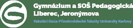 Gymnázium a SOŠ Pedagogická Liberec, Jeronýmova
