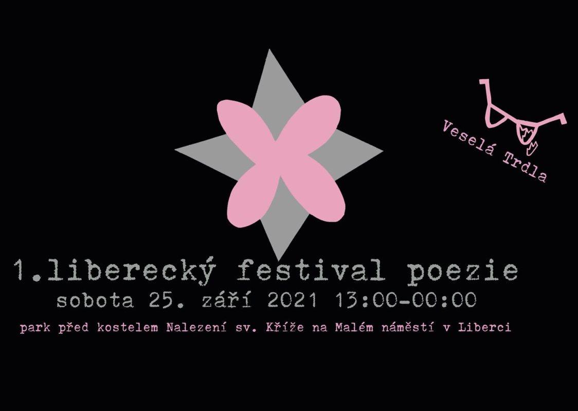 1. liberecký festival poezie