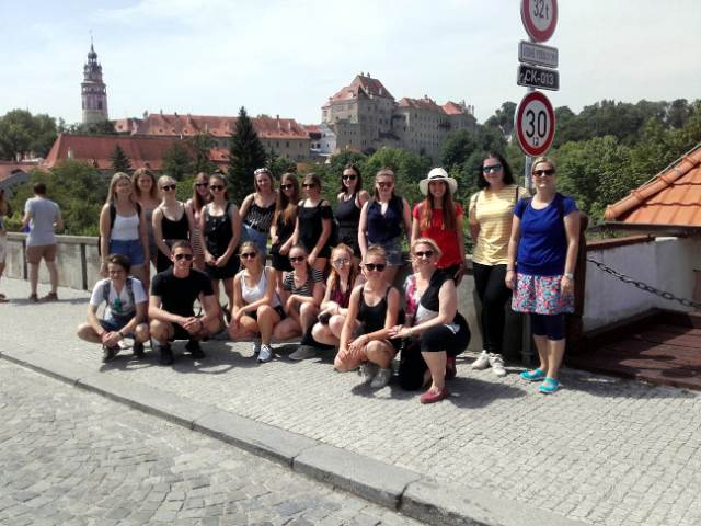 Exkurze do jižních Čech a do Salcburku