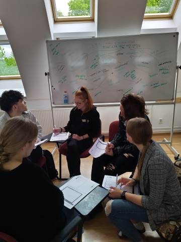 Workshop předčtenářská gramotnost