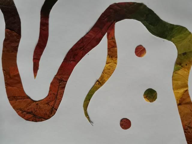 Podzimní barvy Vv